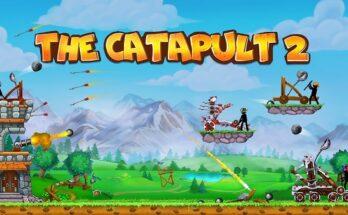 The Catapult 2 apk mod dinheiro infinito 2021