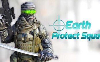 Baixar Earth Protect Squad apk mod dinheiro infinito 2021