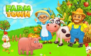 Farm Tow apk mod dinheiro infinito 2021