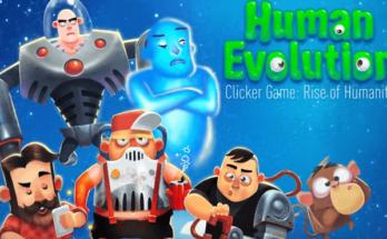Human Evolution Clicker Game apk mod dinheiro infinito 2021