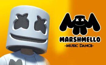 Marshmello Music Dance apk mod dinheiro infinito 2021
