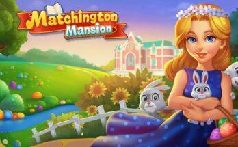 Matchington Mansion apk mod dinheiro infinito 2021