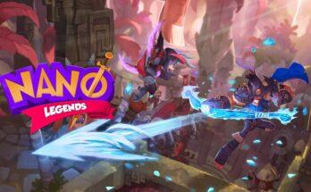 Baixar Nano Legends apk mod dinheiro infinito 2021