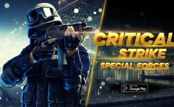 Critical Strike CS apk mod dinheiro infinito 2021