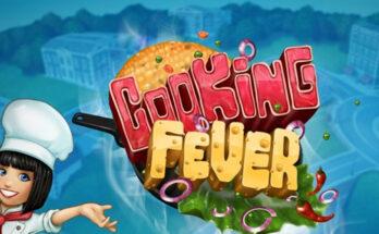 Cooking Fever apk mod dinheiro infinito 2021