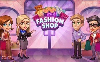 Baixar Fashion Shop Tycoon apk mod dinheiro infinito 2021