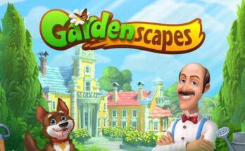 gardenscapes apk mod unlimited stars