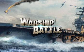 WARSHIP BATTLE 3D World War II apk mod dinheiro infinito 2021