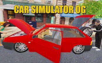 car simulator og apk mod money