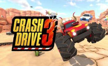Baixar Crash Drive 3 apk mod dinheiro infinito 2021