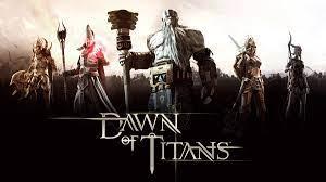 Baixar Dawn of Titans apk mod dinheiro infinito 2021