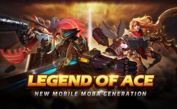 Legend of Ace apk mod dinheiro infinito 2021