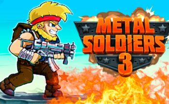 Metal Soldiers 3 apk mod dinheiro infinito 2021