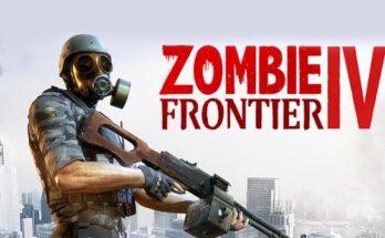 Baixar Zombie Frontier 4 mod apk dinheiro infinito 2021
