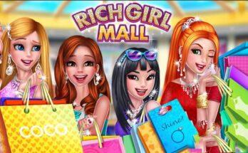 rich girl mall shopping game full version mod apk