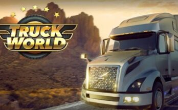 truck world euro & american tour apk mod download