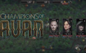 Baixar Champions of Avan apk mod