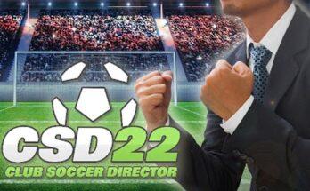 Club Soccer Director 2022 mod apk atualizado 2021 download