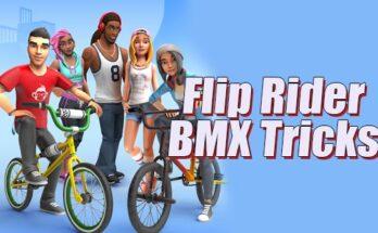 Flip Rider BMX Tricks apk mod