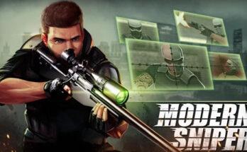 modern sniper apk mod cheat