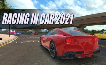 racing in car 2021 mod apk download