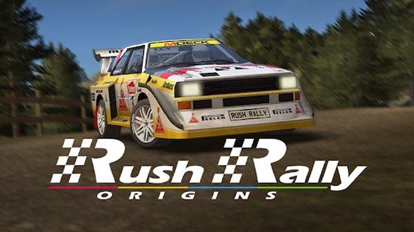 Rush Rally Origins apk mod dinheiro infinito