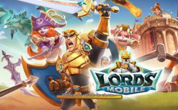 Lords Mobile apk mod