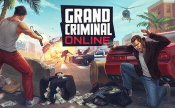Grand Criminal Online apk mod dinheiro infinito
