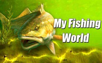 My Fishing World apk mod dinheiro infinito