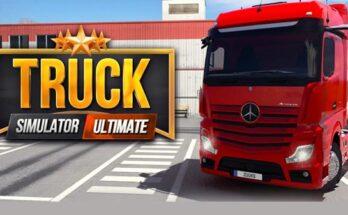 ultimate truck driving simulator mod apk