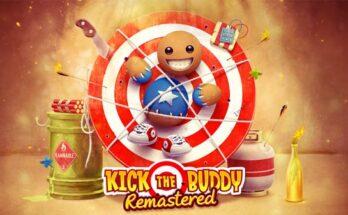 Baixar Kick The Buddy Remastered apk mod dinheiro infinito 2021