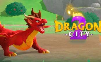 Dragon City 2 apk mod dinheiro infinito 2021